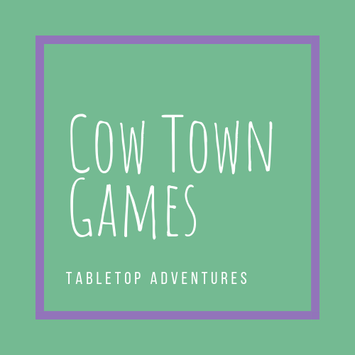 Cow Town Games